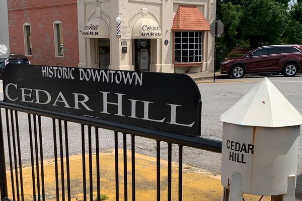 Historic Downtown Cedar Hill